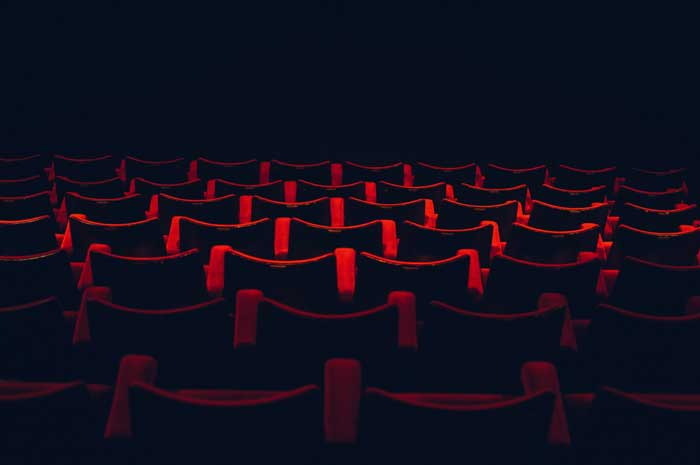 seats in a theater