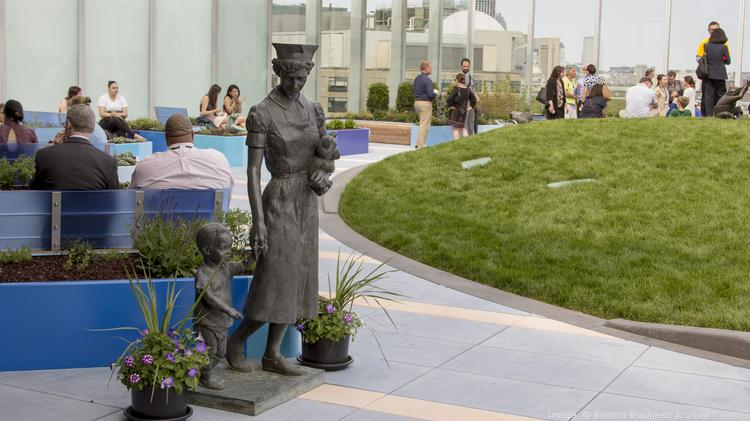 Rooftop Garden-Children's Hospital